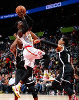 Horford, Schroder lead Hawks in 101-87 victory over Nets