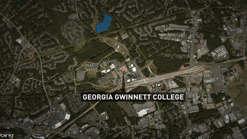Georgia Gwinnett College Campus Map.Georgia Gwinnett College On Lockdown Newsmakers Live