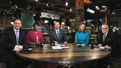 Is MSNBC Phasing Out People of Color On-Air?