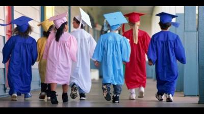 Watch: Kindergarten Graduation Turns Into Violent Fight