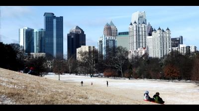 People Want Answers About Body Found in Piedmont Park