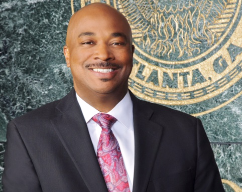 Kwanza Hall confirms he is running for Mayor; Shirley Franklin suggests she might run for Mayor again!