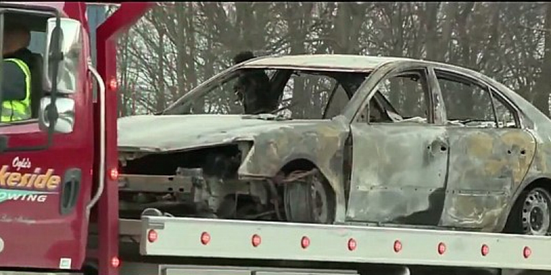 Mother Found Dead Inside Charred Out Car In Detroit