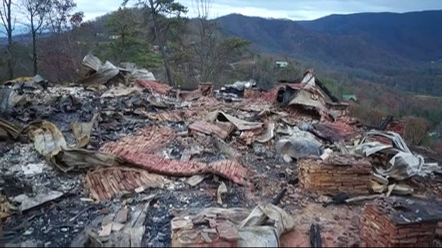 Recovery begins as rains help put out Tennessee wildfires