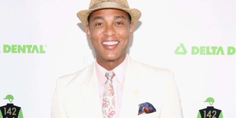 Don Lemon Downs A Bunch Of Tequila And Gets His Ear Pierced