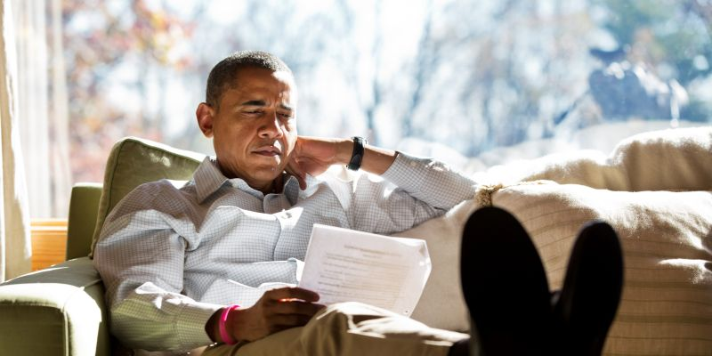 Barack Obama Could Get Paid This Much For His Memoir