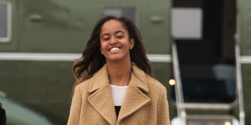 Malia Obama Will Intern With Producer Harvey Weinstein