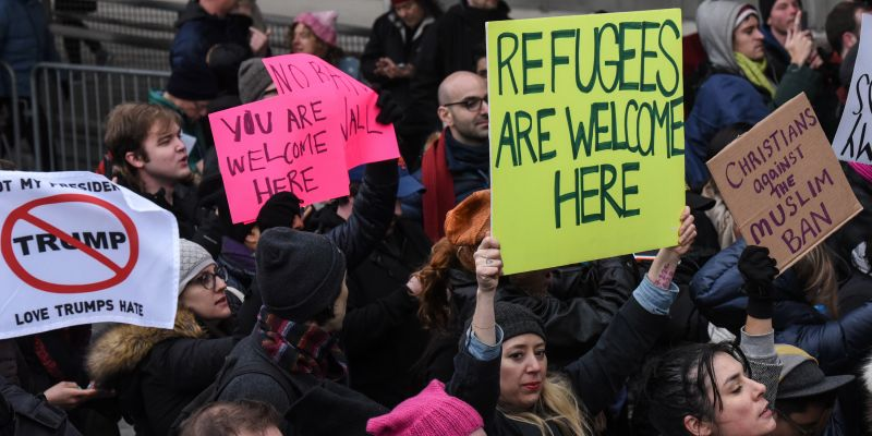 Federal Judge Blocks Trump's Heinous 'Muslim Ban'