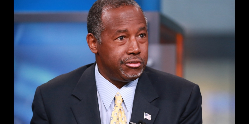 Ben Carson: Abortion Is Like Slavery