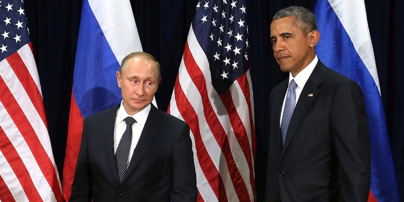 Look: Obama Lets Putin Know He's Not Messing Around