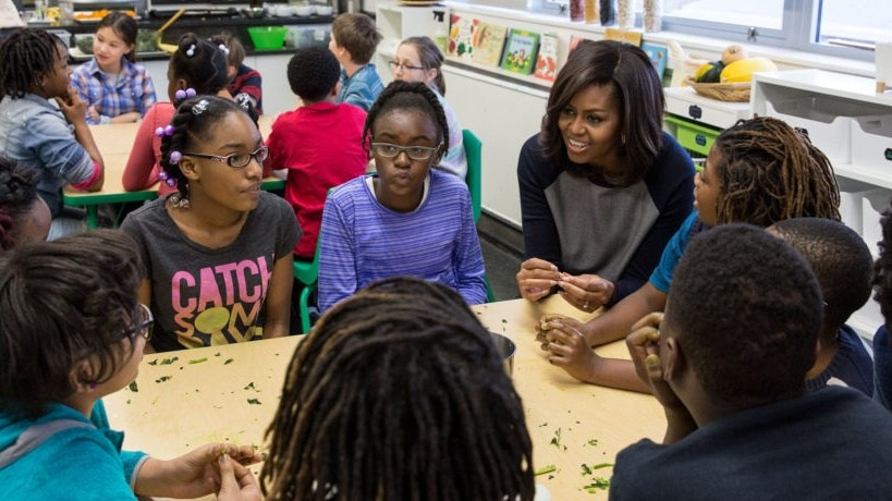 Let's Move! a lasting legacy for Michelle Obama