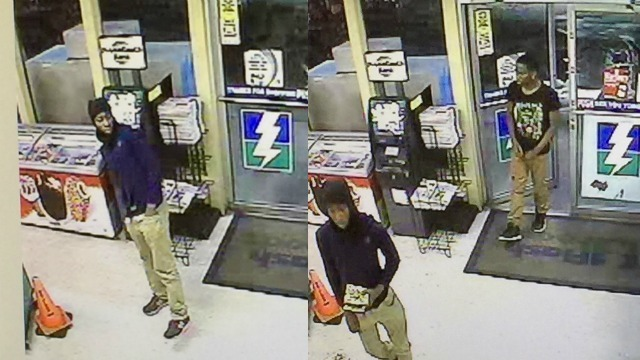 Suspects sought in Fayetteville carjacking, kidnapping