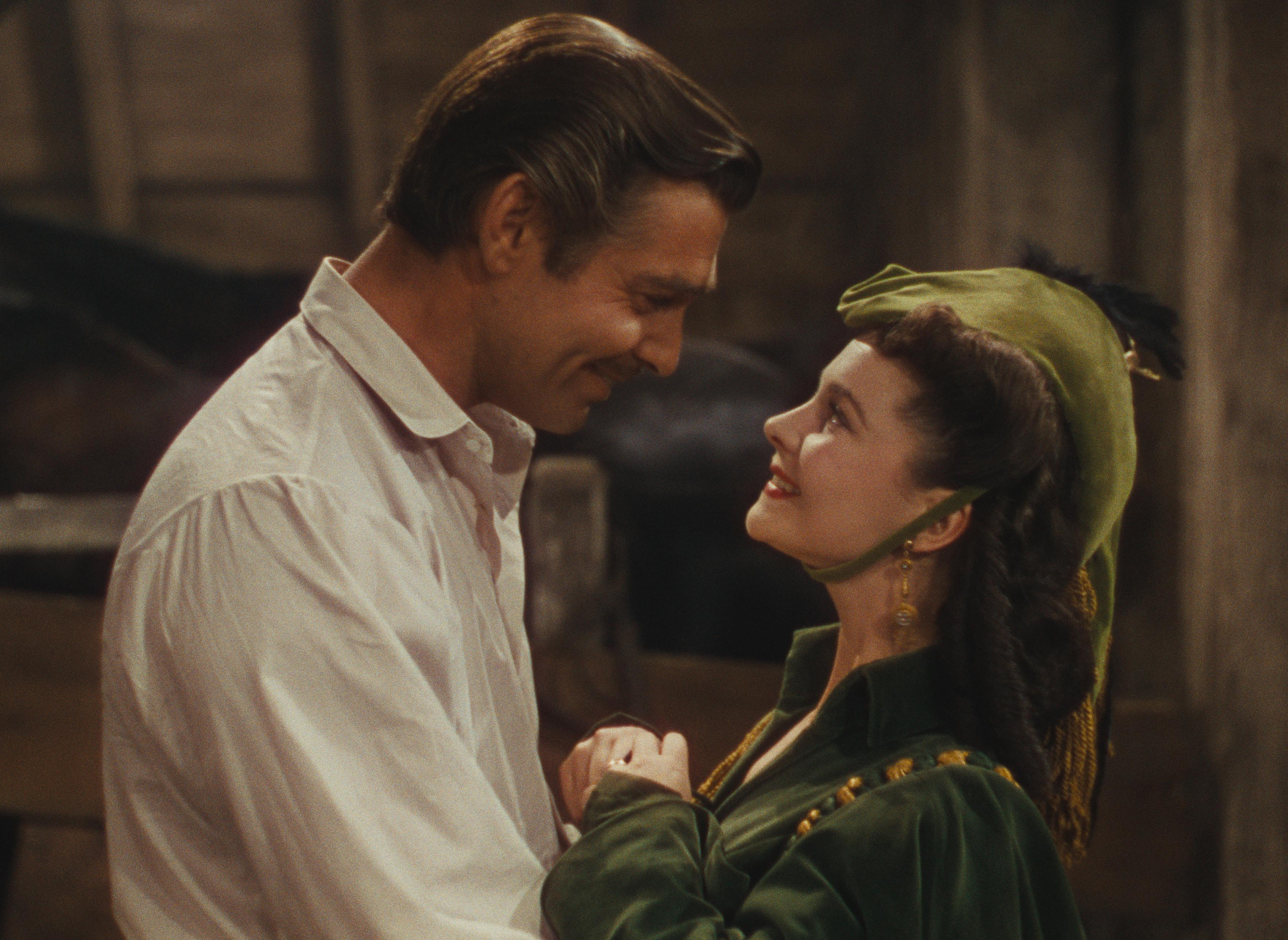 Dear Donald Trump: Scarlett O'Hara and Rhett Butler have retired