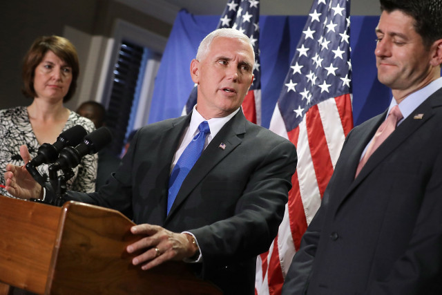 Mike Pence: I am 'so disappointed' in John Lewis