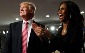 Omarosa Officially Joins White House Team as Trump's Public Liaison