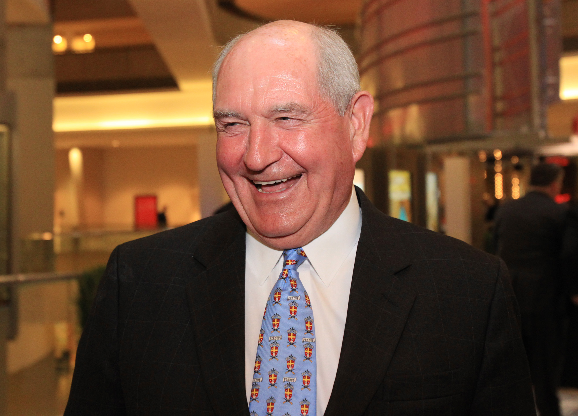 Sonny Perdue's Capitol Hill tour begins in earnest on Monday
