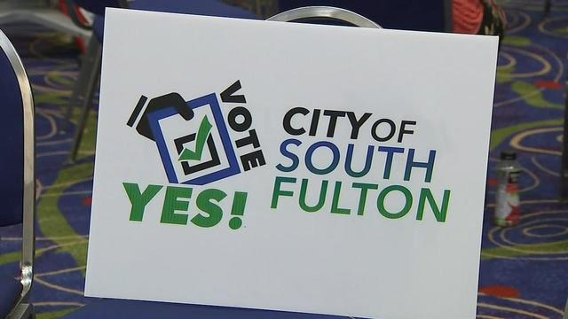 Now its own municipality, the city of South Fulton revs up for elections in March