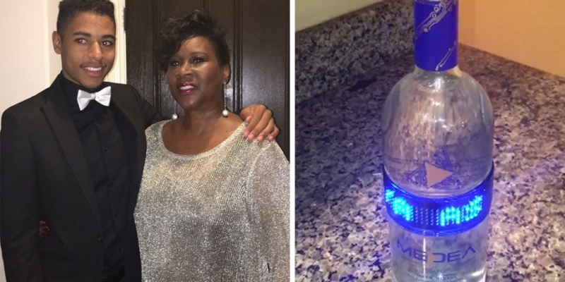 Mom Let Son Know She Would Whoop Him If He Touched Her Vodka
