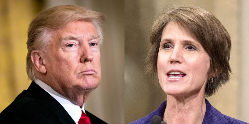Trump Fires AG Sally Yates for Not Defending Immigration Ban