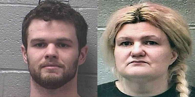 KKK Imperial Wizard's Wife and Stepson Charged With Murder