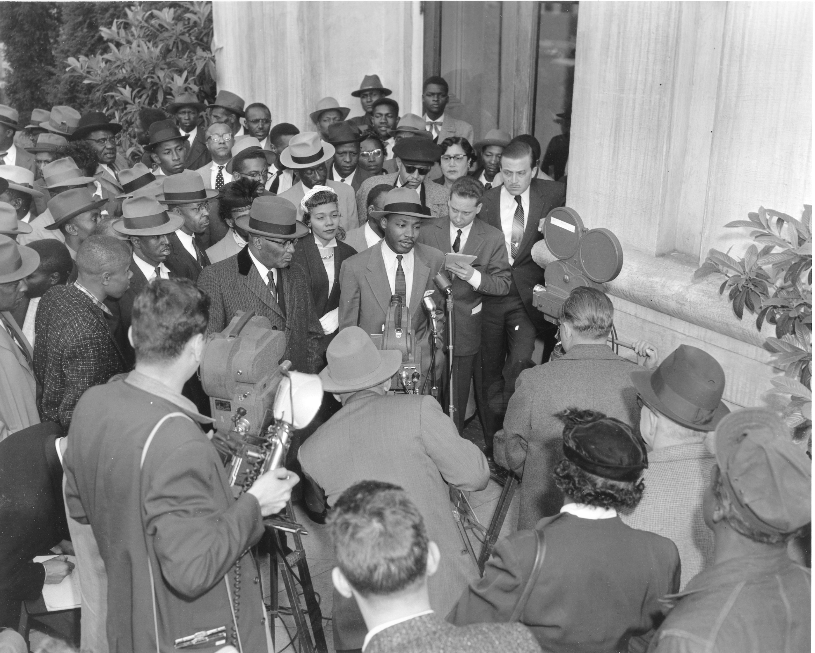 That time an Alabama jury of 12 white men declared MLK 'not guilty'