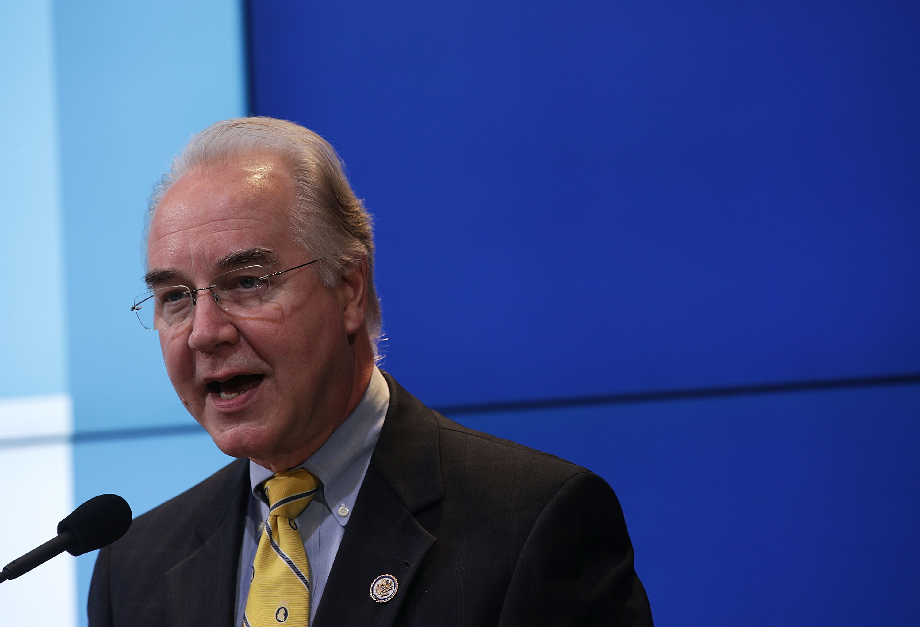 Senate confirms Tom Price as health chief