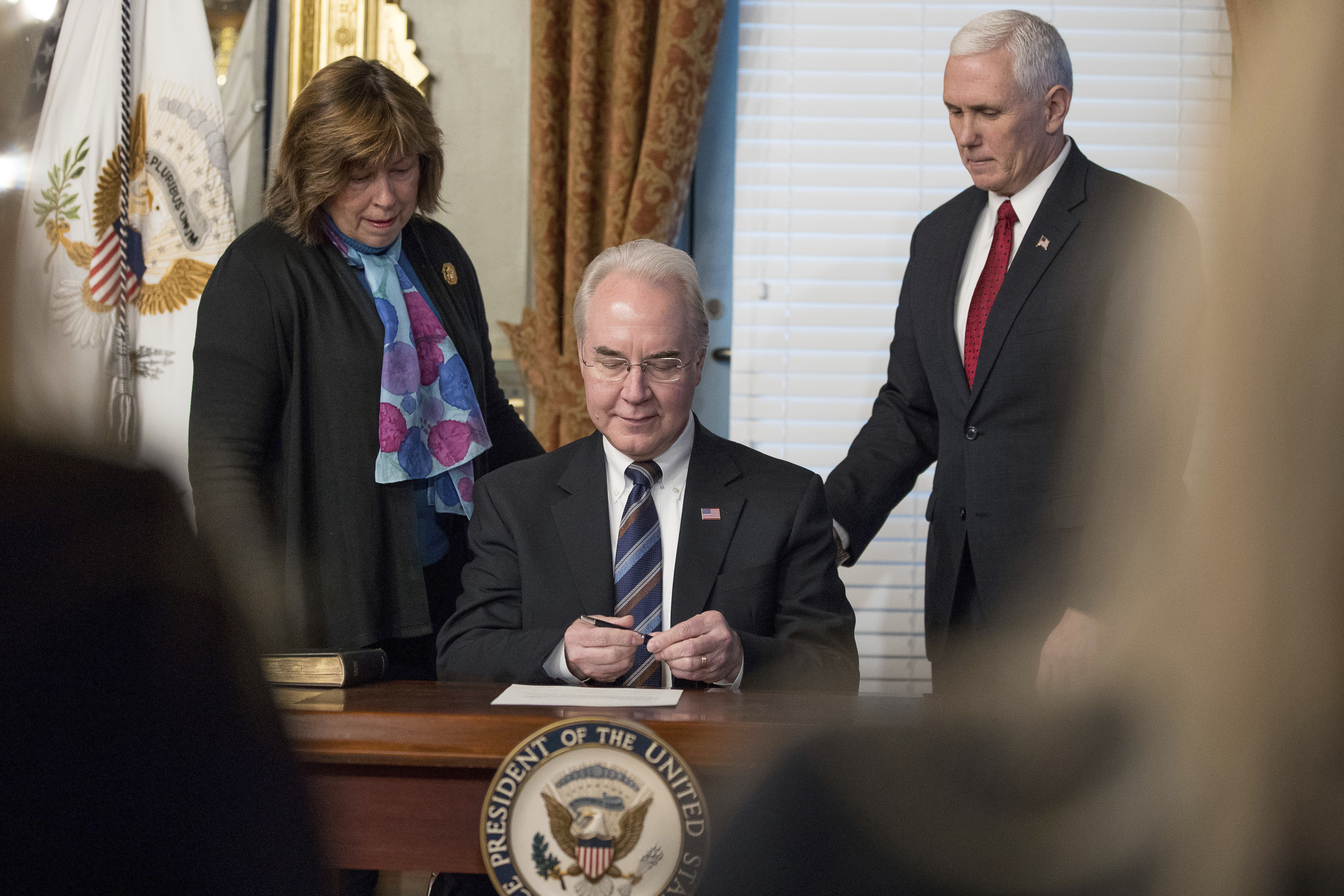 Tom Price the most divisive health secretary in at least 40 years