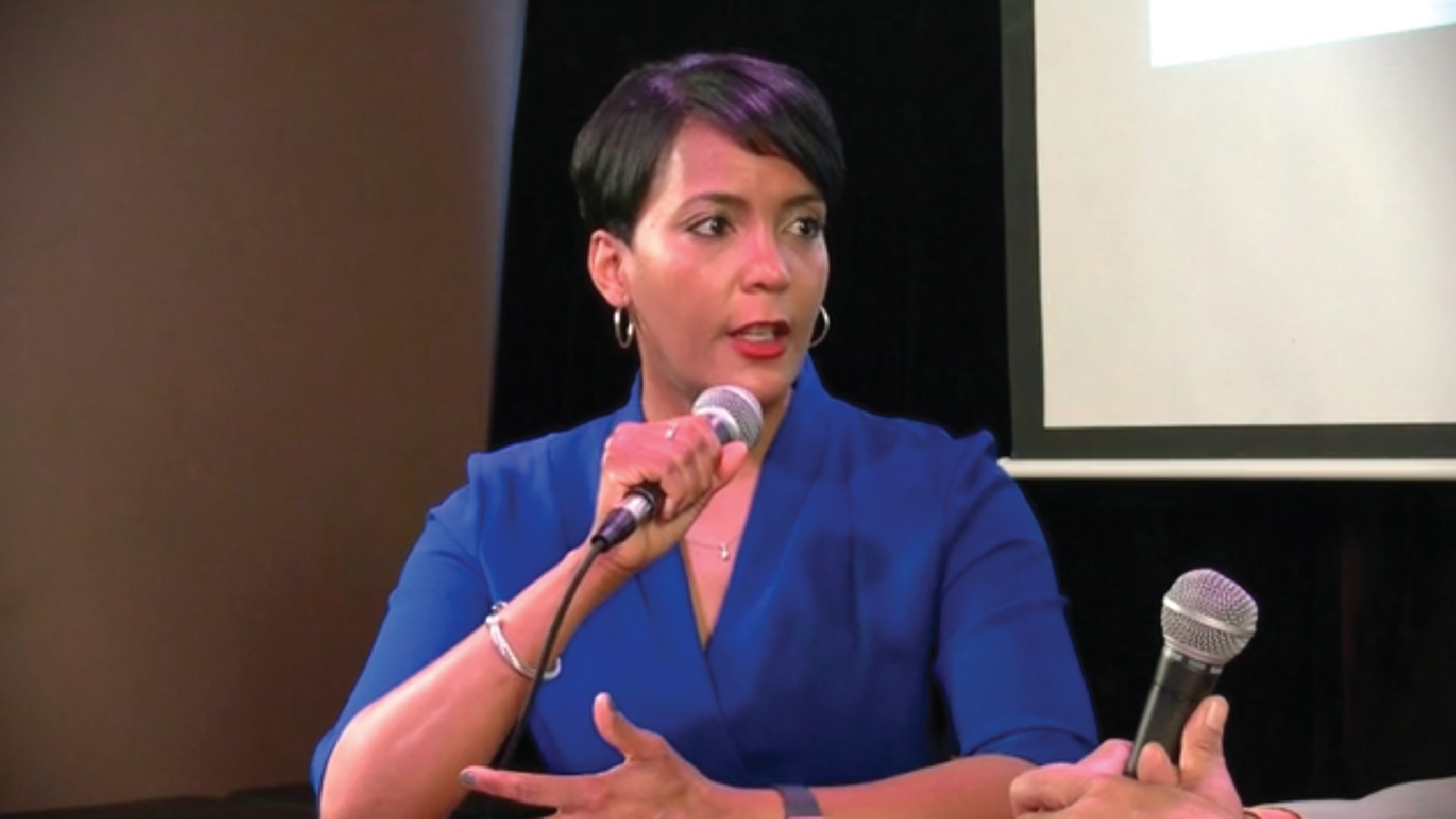Atlanta Mayoral Candidate – Keisha Lance Bottoms