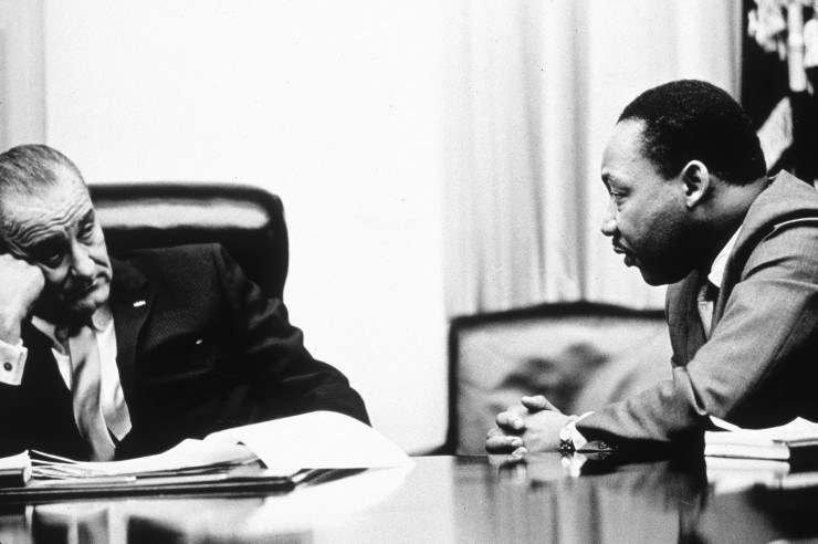 How would MLK respond to Trump's America?