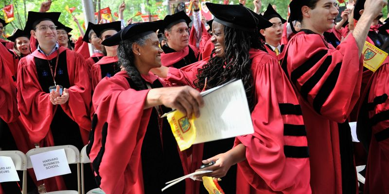 Black Harvard Students Are Holding Their Own Graduation