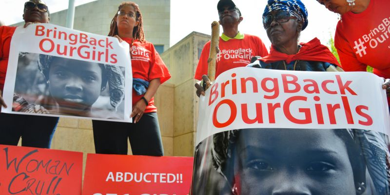 82 Girls Have Reportedly Been Released By Boko Haram