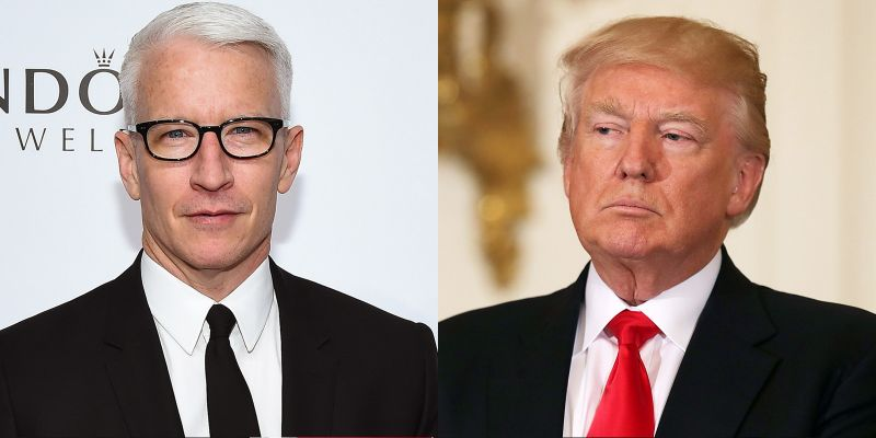 Anderson Cooper Shames Trump Supporter