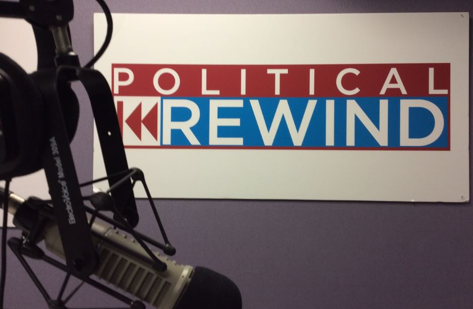 'Political Rewind' replay: Listeners pass judgment on Donald Trump's first 100 days