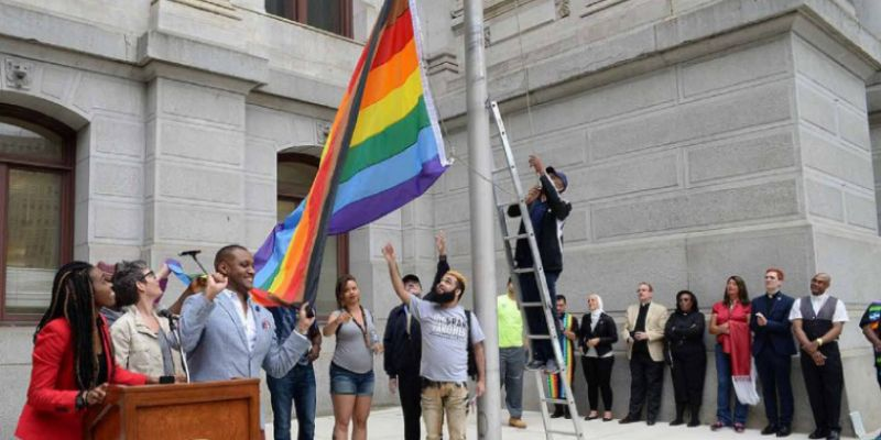 Will the New Stripes on the Flag Make LGBTQ Lives Matter?