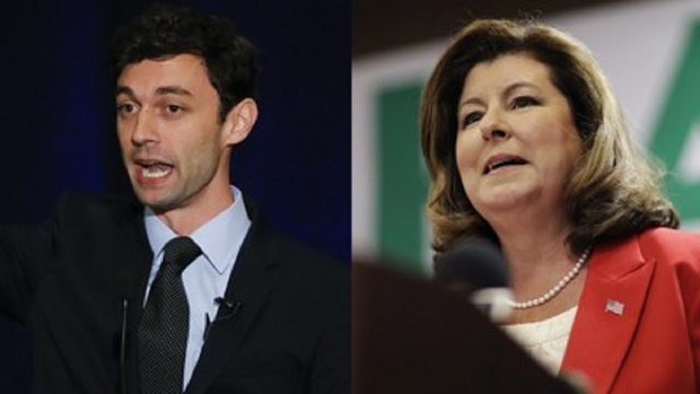 Georgia 6th: How Ossoff and Handel are spending their campaign cash