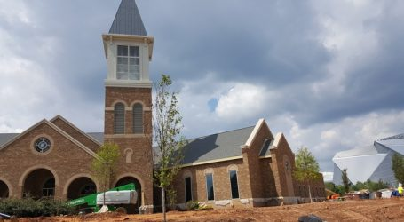 A New Home for Atlanta's Venerable Friendship Baptist Church; Visiting Black Churches Still Compulsory for Mayoral Candidates
