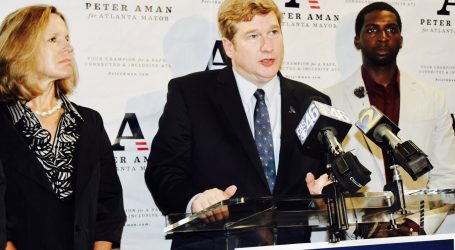Peter Aman Calls for Removal and Replacement of City's Confederate Symbols; Other Mayoral Candidates Hedge