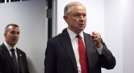 Chicago Is Bringing Serious Ammunition to Its Fight Against Jeff Sessions