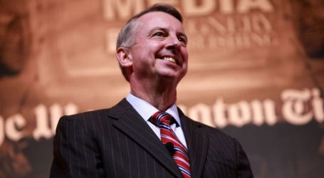 Ed Gillespie Is Wooing Trump Voters in Virginia—But Raising Money From Never Trumpers