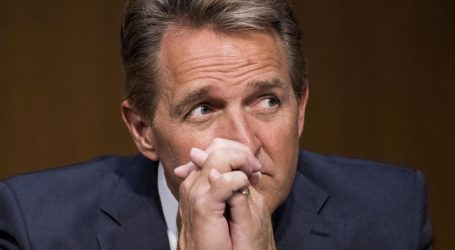 Jeff Flake Is Retiring From the Senate