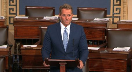 Read the Full Transcript of Jeff Flake's Fiery Speech on the Senate Floor