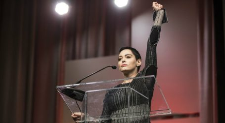 "Rose McGowan Excoriates Hollywood: ""It's Time to Clean House"""