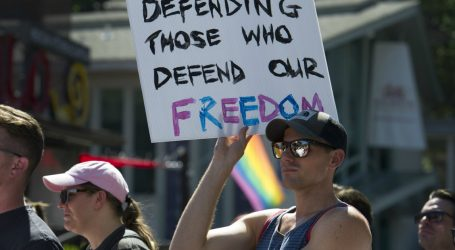 Federal Court Halts Trump's Ban on Transgender Military Members