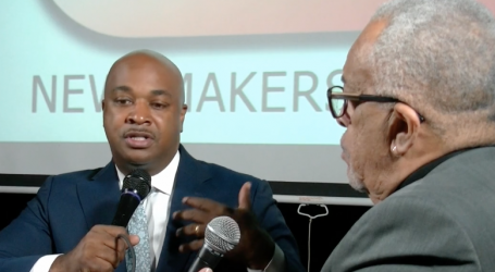 Newsmakers Kwanza Hall Atlanta Mayoral Candidate