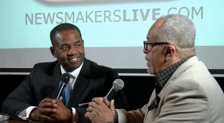 Newsmakers Live Ceasar Mitchell
