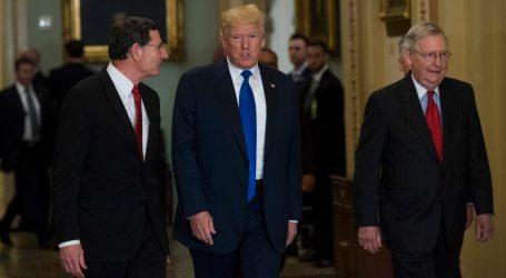Republican Critics of Tax Bill Vote to Send Bill to Senate Floor