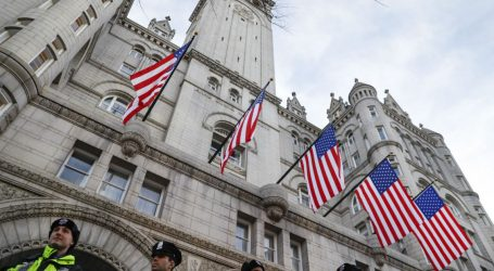 Dems Sue Trump Over Hotel Secrecy