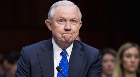 Jeff Sessions Under Fire As New Revelations Cast Further Doubt on His Russia Testimony