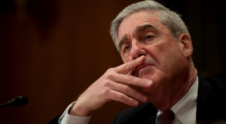 It's Time for Congress to Protect Robert Mueller