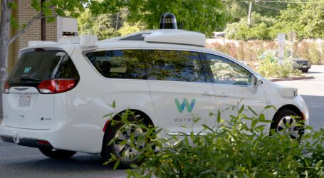 "Waymo Will Debut Driverless Cars Within ""A Few Months"""